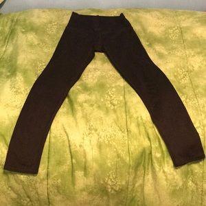 American Eagle Outfitters Pants - American Eagle fleece lined leggings